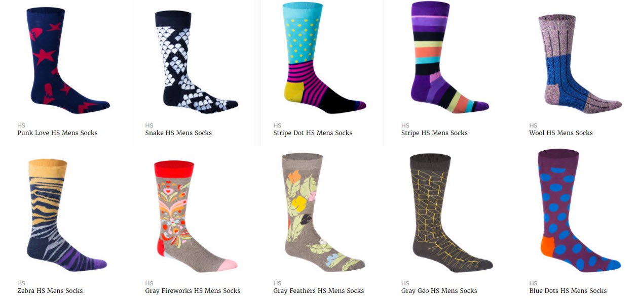 Where can I buy Happy Socks in Toronto?
