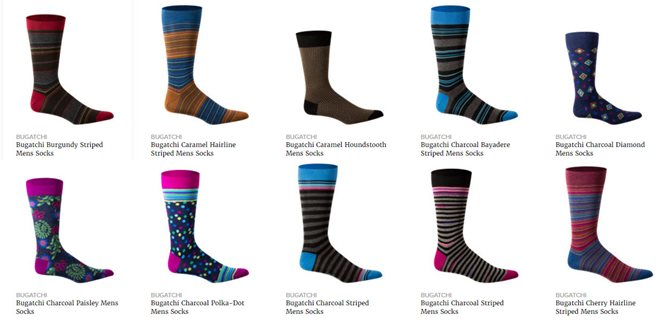 Trendy Socks for Guys Toronto