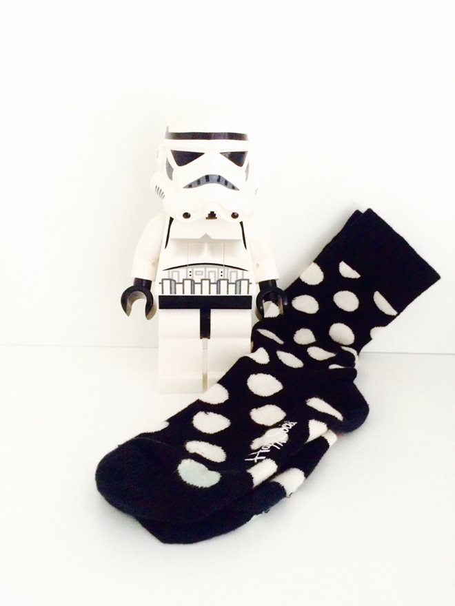 Storm Troopers and Dress Socks